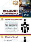 What to Do During Utilization Conferences