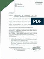 PAHC AO 27 Accreditation