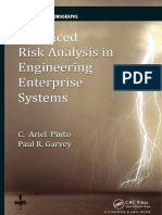 Advanced Risk Analysis in Engineering Enterprise Systems [2012]
