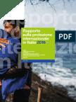 Rapporto Protezione Internazionale in Italia 2016 SINTESI