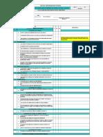 Formato de Inspeccion de Permisos de Trabajo