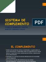 Sistema de Complemento 1