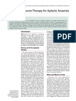 04 Immunosuppressive Therapy for Aplastic