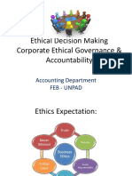 Ethical Decision Making Powerpoint