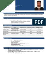 Resume & Portfolio of Mehedi Hassan.....1.Compressed