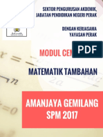 Modul Cemerlang Matematik Tambahan (1)