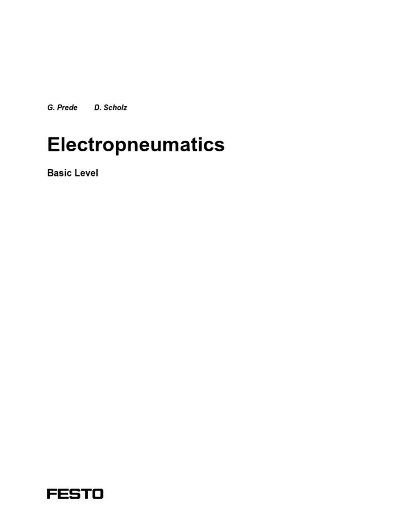 Electroneumatica Festo Capacitor Relay Measurement Circuit Electricalequipmentcircuit Diagram
