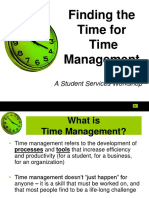 2_Time Management Presentation