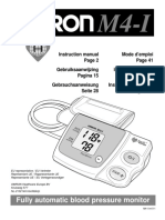 Omron m4 i Users Manual 332434