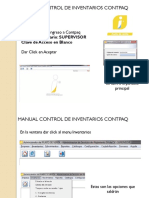 Manual Software Control de Inventarios Contpaq Punto de Venta