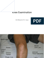 Knee Examination - Copy