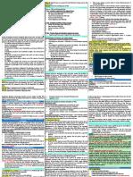 Civil Procedure Template 4 (Australian Law)