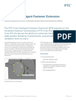 Ptc Creo Intelligent Extension