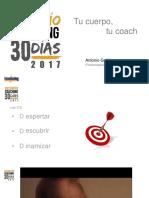 Desafio Coaching 30 Días- Antonio Gutierrez