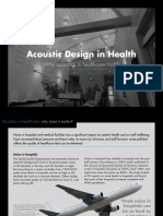 Knauf E-book Acoustic Design in Health