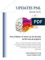 Red Latinoaericana de PNL - Update Nivel I