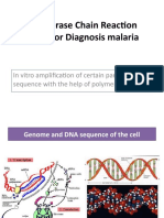 PCR for Diagnosis Malaria.2016.