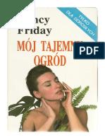 Nancy Friday - Tom 1. Mój Tajemny Ogród
