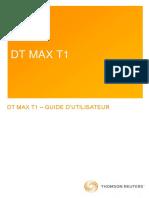 DTMax-Guide d'Utilisateur 2014 FINAL
