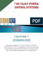 Ppt Vijay Power Control Systems