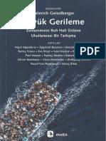 Heinrich Geiselberger - Büyük Gerileme Cs
