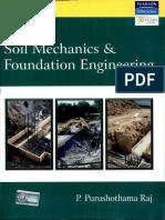 Soil Mechanics & Foundation Engineering P. Purushothama Raj