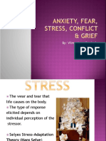 Anxiety- For Students