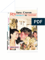 Sara Craven Contract de Casatorie
