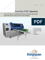 Kingspan Cnc Machine Third Issue July 2016