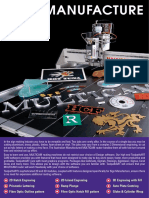 Multicam Sign Brochure