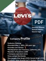 levi's pptx