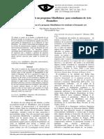 Artículo publicado
