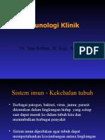 Sistem Kekebalan Tubuh(1)