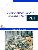 Turbo Supervisory Instrumentaion