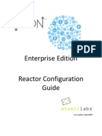 Pion Reactor Config