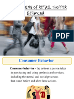 Unit 2 Consumer Behaviour