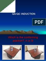 Presentation Induction Quaity New