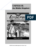 Emperor Rise of the Middle Kingdom - Manual