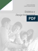 LIVRO Didatica e Design Instrucional