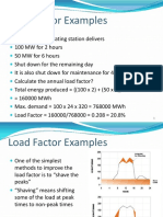 Average load, load+factor, demand factor and diversity factor easy slides