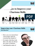 Task 5413 Presentation Strategies to Develop Your Charisma Skills Student 01