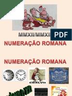 Numeracao Romana