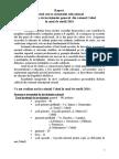 Raport  privind starea sistemului educaţional   în instituțiile de invățământ general  din raionul Cahul  în anul de studii 2016