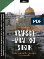 BORIS HAVEL Arapsko-izraelski Sukob Reli