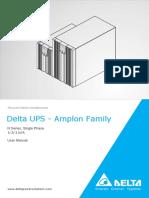 Manual UPS New N 1 3kVA en Sa