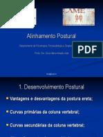 Alinhamento Postural 2014