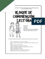 Bloque de Comprensión lectora ECE 2.pdf