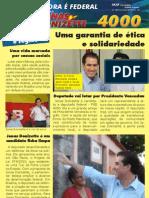 Jonas Donizette e seu compromisso com Presidente Venceslau