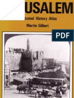 Gilbert- Jerusalem Historical Atlas