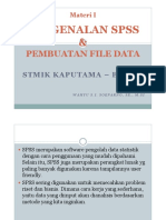 Materi 1 - Prak SPSS